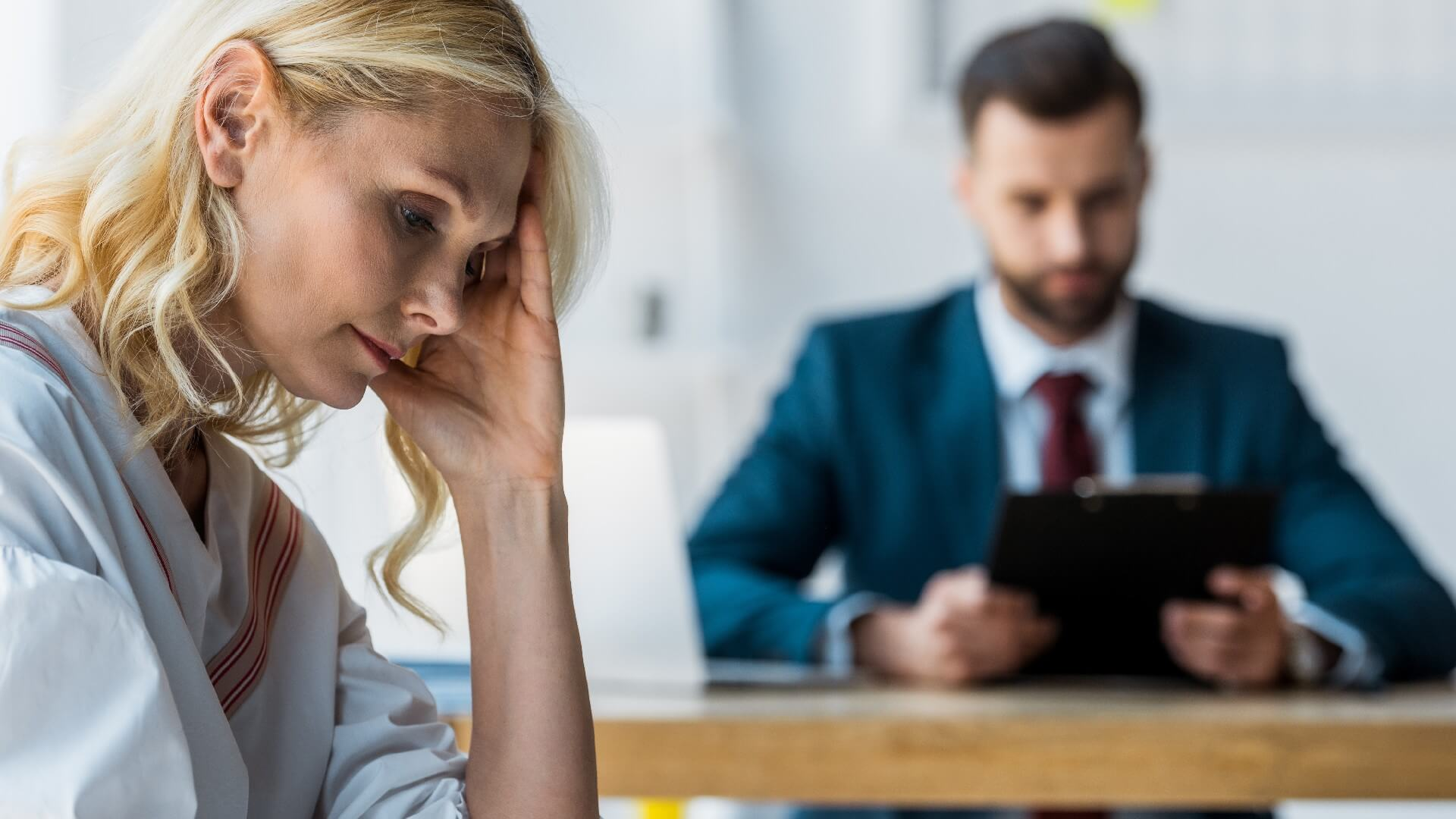 אפליה תעסוקתית במקום העבודה